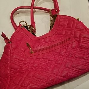 Bags - NEW YORK pink purse